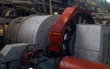 Mills of dry crushing