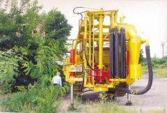 Drilling rigs: SBShS-250/270-32;