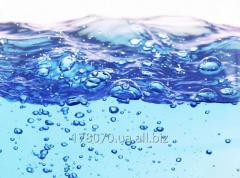 Chemical products for water treatmen