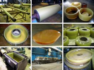 Polyurethane compositions for protection of metal