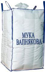 Flour of a vapnyakov for vapnuvannya kisly grunt_v