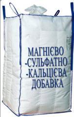 Магнієво-сульфатно-кальцієва добавка ТУУ