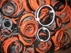 The basic and directing rings from polyurethane