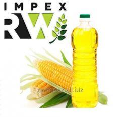 RW Impex from Ukraine exports Refined corn oil