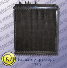 Oil cooling radiator Bulldozer T-330