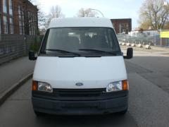 Каталоги автозапчастей для микроавтобусов Ford