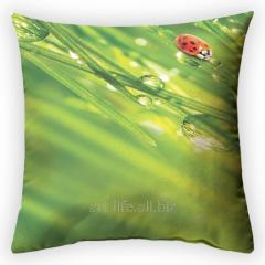 Design Dewdrop throw pillow, art. 2Pd-47-50х50_g