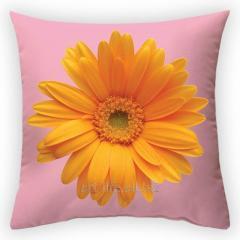 Design throw pillow of Gold, art. 2Pd-50-50х50_g