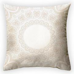 Design Softness throw pillow, art. 2Pd-65-50х50_g
