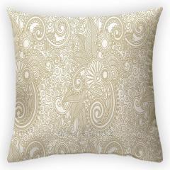 Design throw pillow Flora, art. 2Pd-67-50х50_g