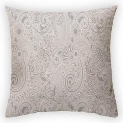 Design throw pillow Faina, art. 2Pd-69-50х50_g