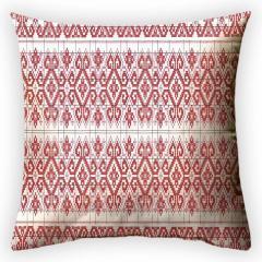 Design throw pillow Patterns of Ukraine, art.