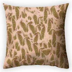 Design Image of a Butterfly throw pillow, art.