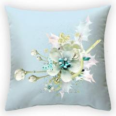 Design throw pillow Alicia, art. 2Pd-84-50х50_а