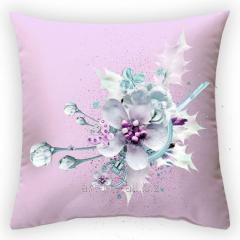 Design throw pillow Esmeralda, art. 2Pd-85-50х50_а