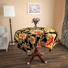 Design cloth from gabardine Folklore, an art.