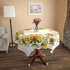 Design cloth from gabardine Sofia, an art.