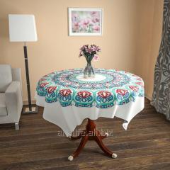 Design cloth from gabardine Polina, an art.