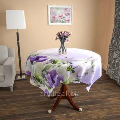 Design cloth from gabardine the Violet breeze, an