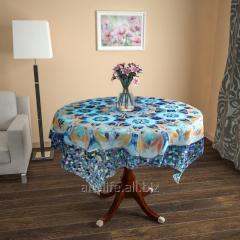 Design cloth from gabardine the Kaleidoscope of