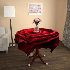 Design cloth from gabardine the Queen, an art.