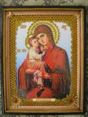 The Pochayevsky Icon of the Mother of God