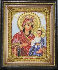 The Iversky icon of the Mother of God (Cherkasy),