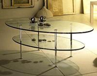 Стеклянный столик, Стеклянный  журнальный столик