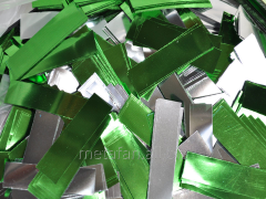 The metafan the green metallized unilateral
