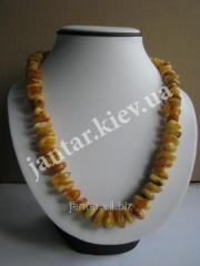 Beads from a natural stone the Code-01