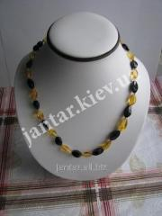 Beads from a natural stone the Code-05