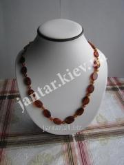 Beads from a natural stone the Code-06