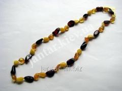 Amber Code-01 beads