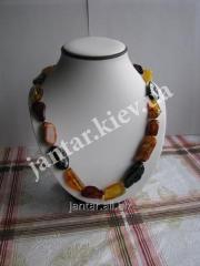 Large Code-17 beads