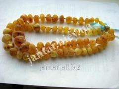 Unpolished Code-07 beads