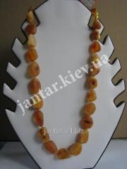 Unpolished Code-21 beads