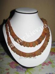 Unpolished Code-26 beads