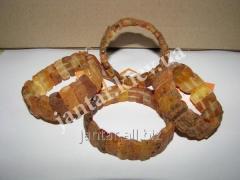 Unpolished Code-27 beads