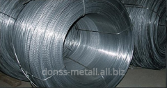 Wire of BP-1 of GOST 6727-80. Cold-drawn wire with