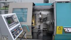 Токарно-фрезерный обрабатывающий центр INDEX G200