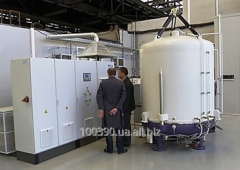 Installations of ionic nitriding and