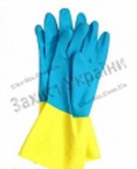 KShchS RBI VEX gloves