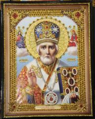 The icon Nicholas The Wonderworker (Cherkasy) to