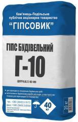 B.V.2.7-82-99 G-10 DSTU plaster