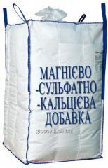 Магниево-сульфатно-кальциевая добавка ТУ