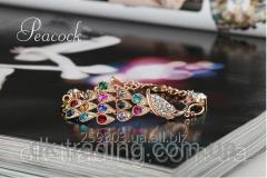 Bracelet female Peacock