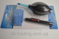 Set for cleaning of lenses of Ultrafine optics