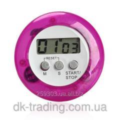 Kitchen timer, stop watch, alarm clock