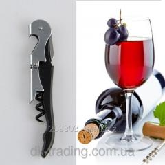 Corkscrew with SteelBlade opener