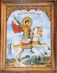 The icon Georges the Victorious (Cherkasy) to buy